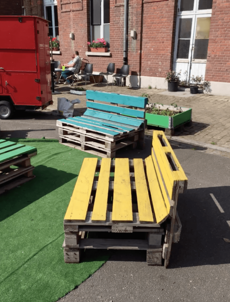 Faire Un Banc En Palette comment récupérer des palettes pour construire un meuble ?