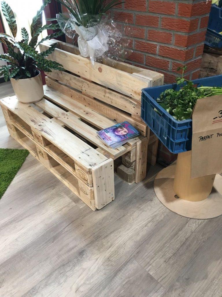 Que Faire Avec Des Palettes De Recuperation comment récupérer des palettes pour construire un meuble ?