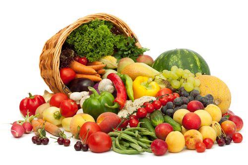 fruits-legumes-végétarisme