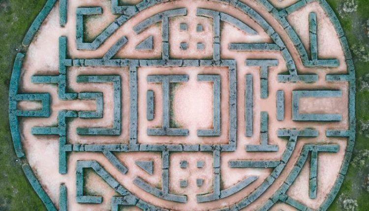 mandala-labyrinthe