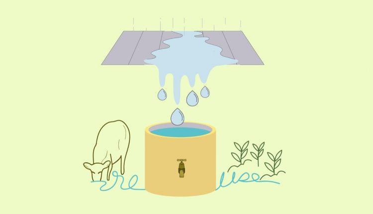 recuperateur d-eau-de-pluie